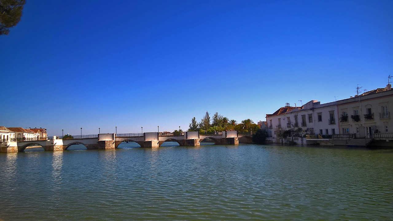 Römerbrücke in Tavira