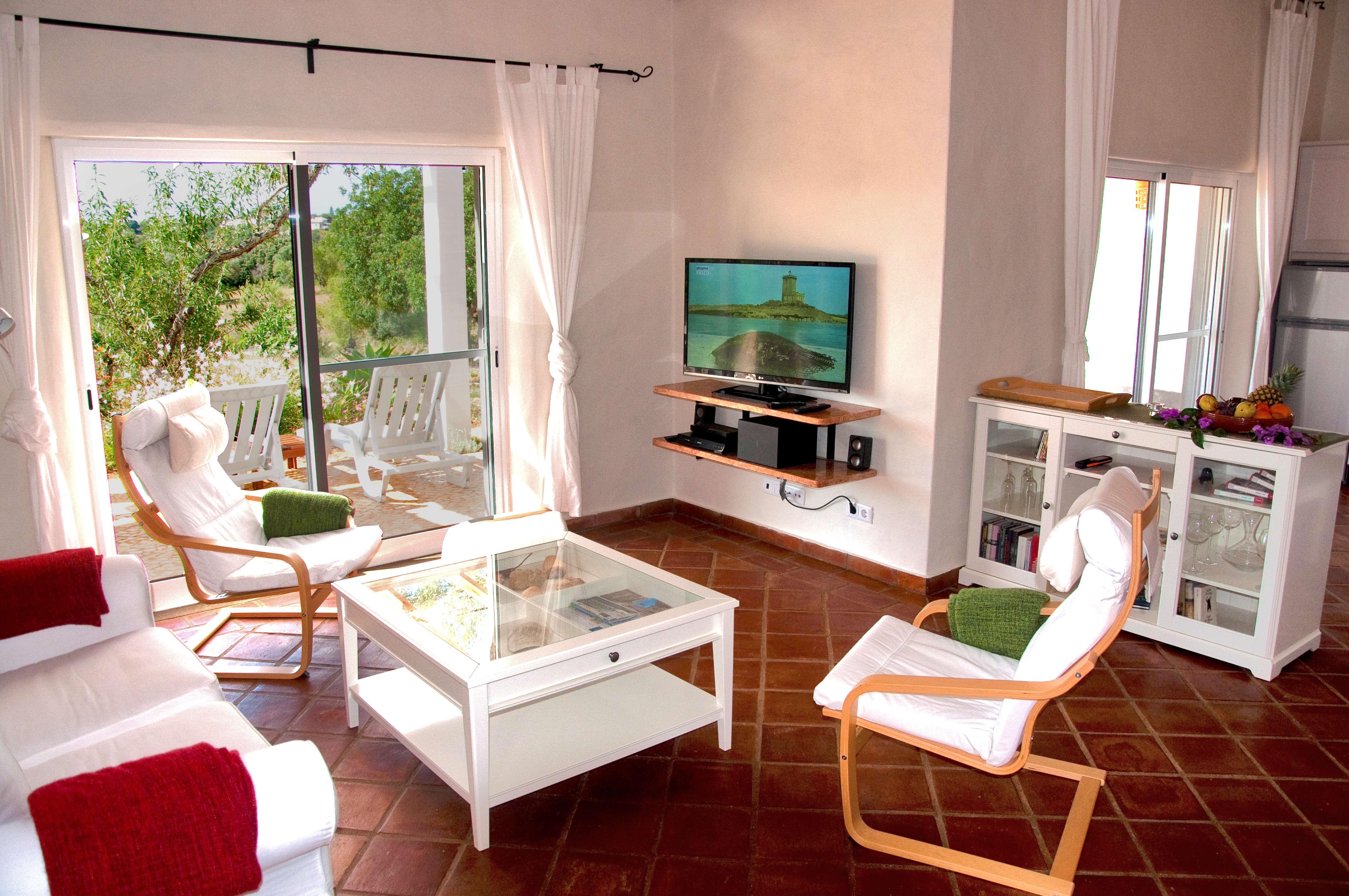 Ferienwohnung apartamento este - Wohnzimmer | Algarve Urlaub
